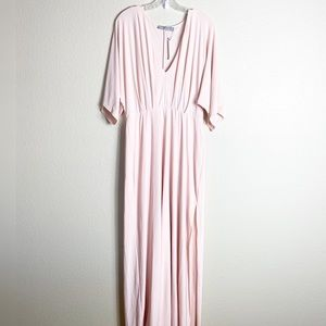 ASOS Pink Blush Dress